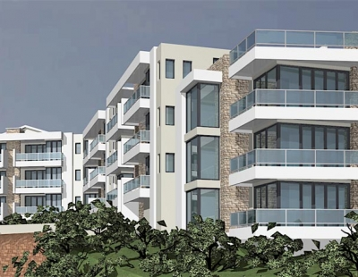 A.07.005 Bella Vista Proposed Seafront Apartment Block, Mossel Bay 3