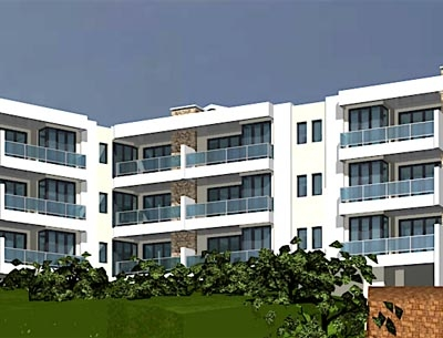 A.07.005 Bella Vista Proposed Seafront Apartment Block, Mossel Bay 4