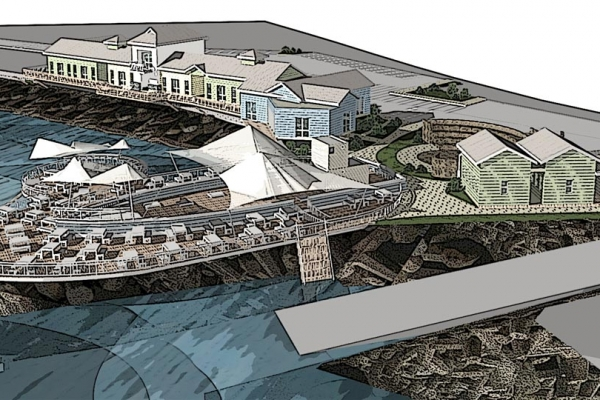 B.08.001 Mossel Bay Harbour Activity Hub PROPOSAL