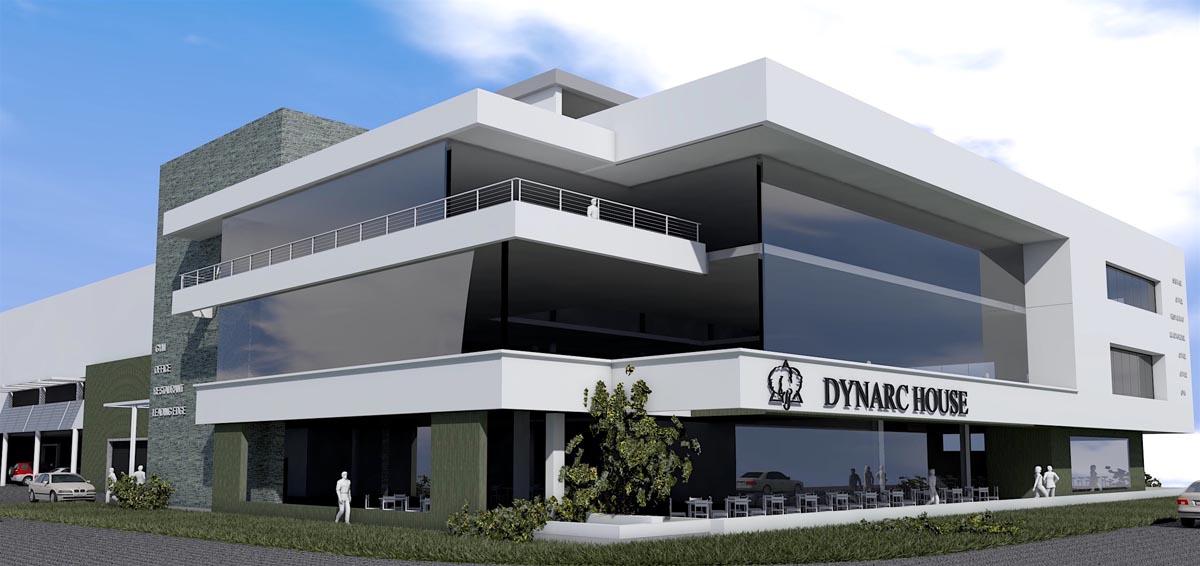 Dynarc House